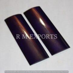 Dark Purple Bone Scales