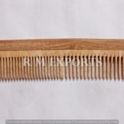 Neem Wood Coarse Teeth