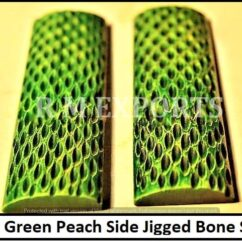 Peach Seed Bone Scales