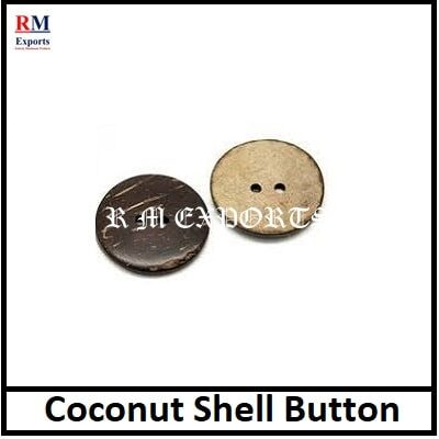 Coconut Button