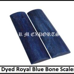 Royal Blue Bone Scale