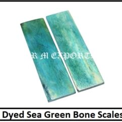 Sea Green Bone Scale