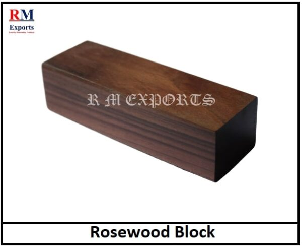 Rose Wood Block
