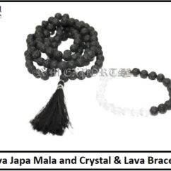 Lava Mala and Crystal lava Bracelet-min.jpg