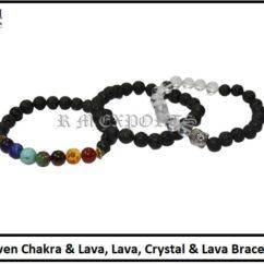 Seven-Chakra-Lava-Lava-Crystal-Lava-Bracelet