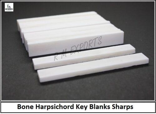 Bone Harpsichord Sharps Keys