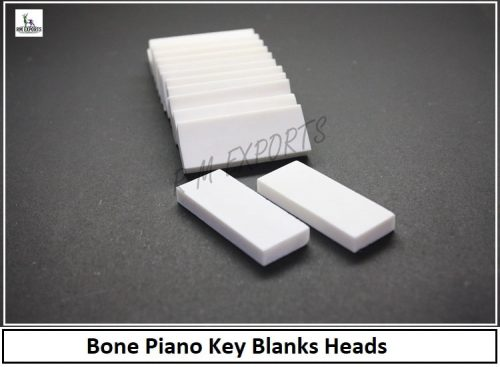 Bone Piano Keys